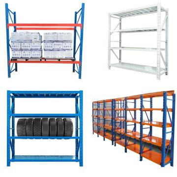 Good Price and Quality Warehouse Long Span Shelving