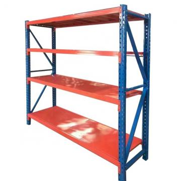 Large Storage Commercial Warehouse Shelving Metal Steel Rack