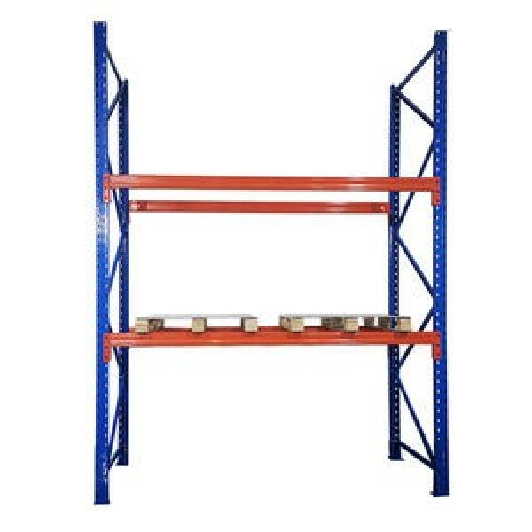 Customizaton Q235 Steel Industrial Pallet Shelving