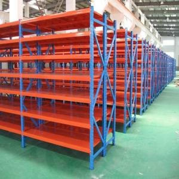 Industrial Steel Grocery Store Storage Warehouse Shelf Goods Pallet Rack System