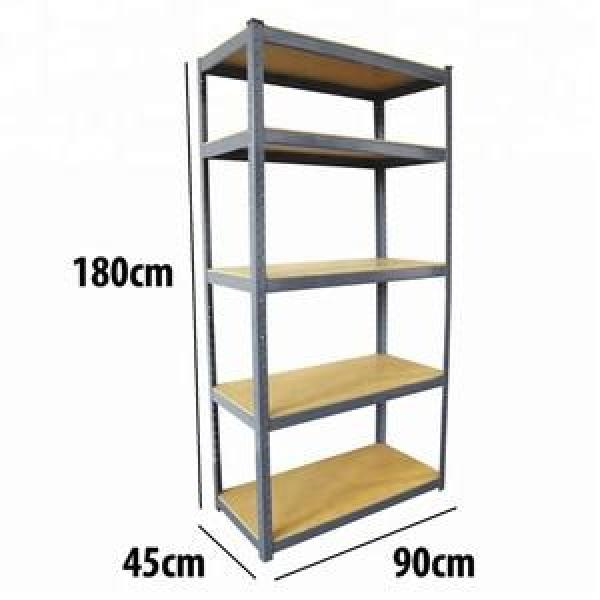Warehouse Storage Steel Light Duty Boltless Rack Shelving Units