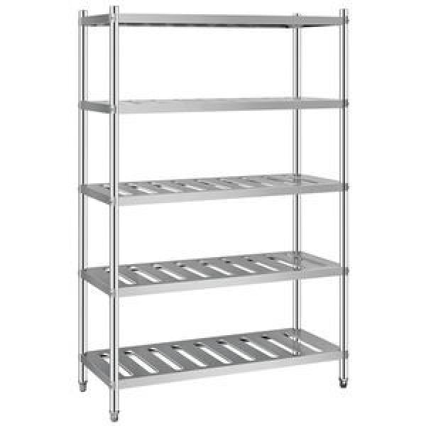 Double-Layer and Three-Layer Stainless Steel Worktable Kitchen Special Hotel Loading Table Work Table Shelf