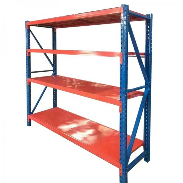 Hot Sale Auto Spare Parts Commercial Forklift Steel Tire Racking