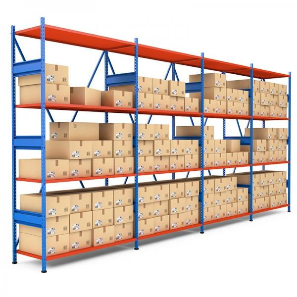Leading Manufacturer Steel Selective Pallet Racking for Industrial
