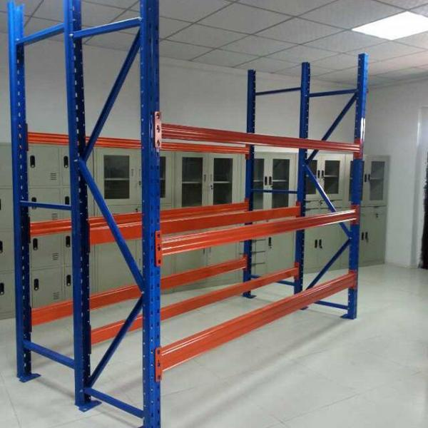 Leading Manufacturer Steel Drive-in Pallet Racking for Industrial